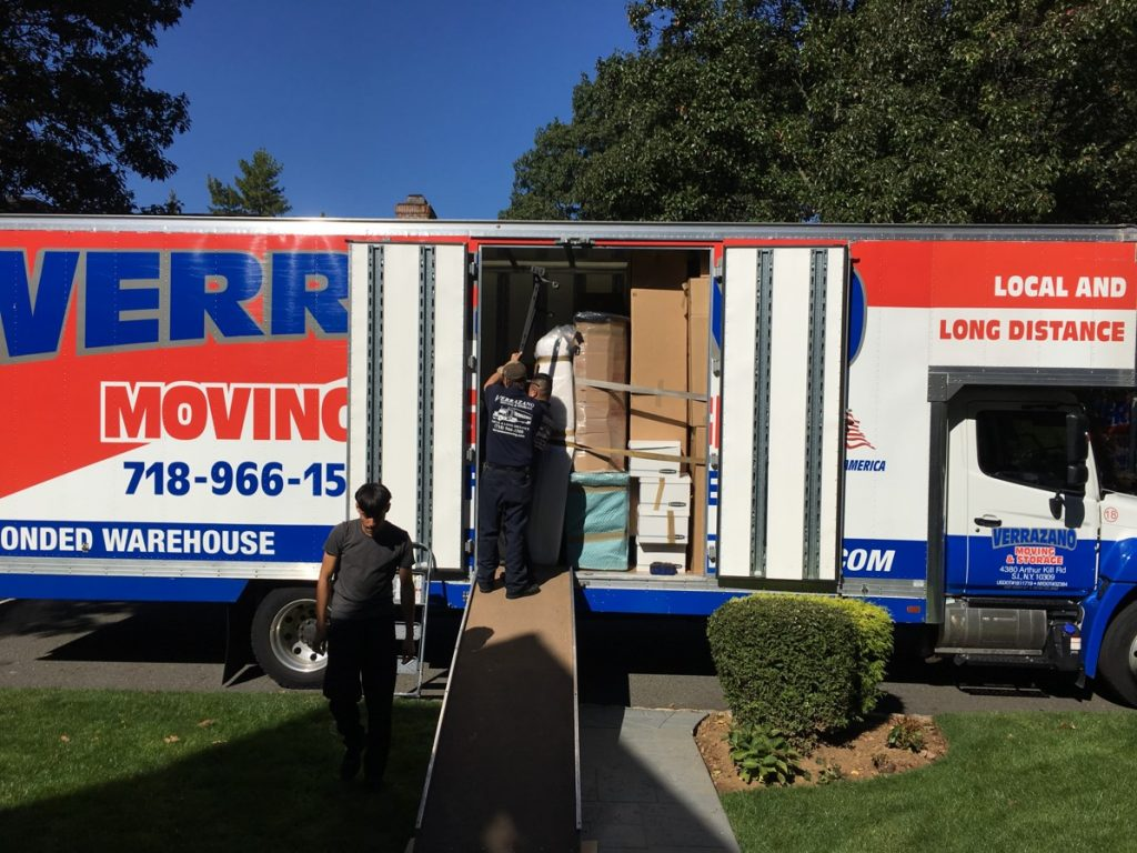 Verrazano moving services